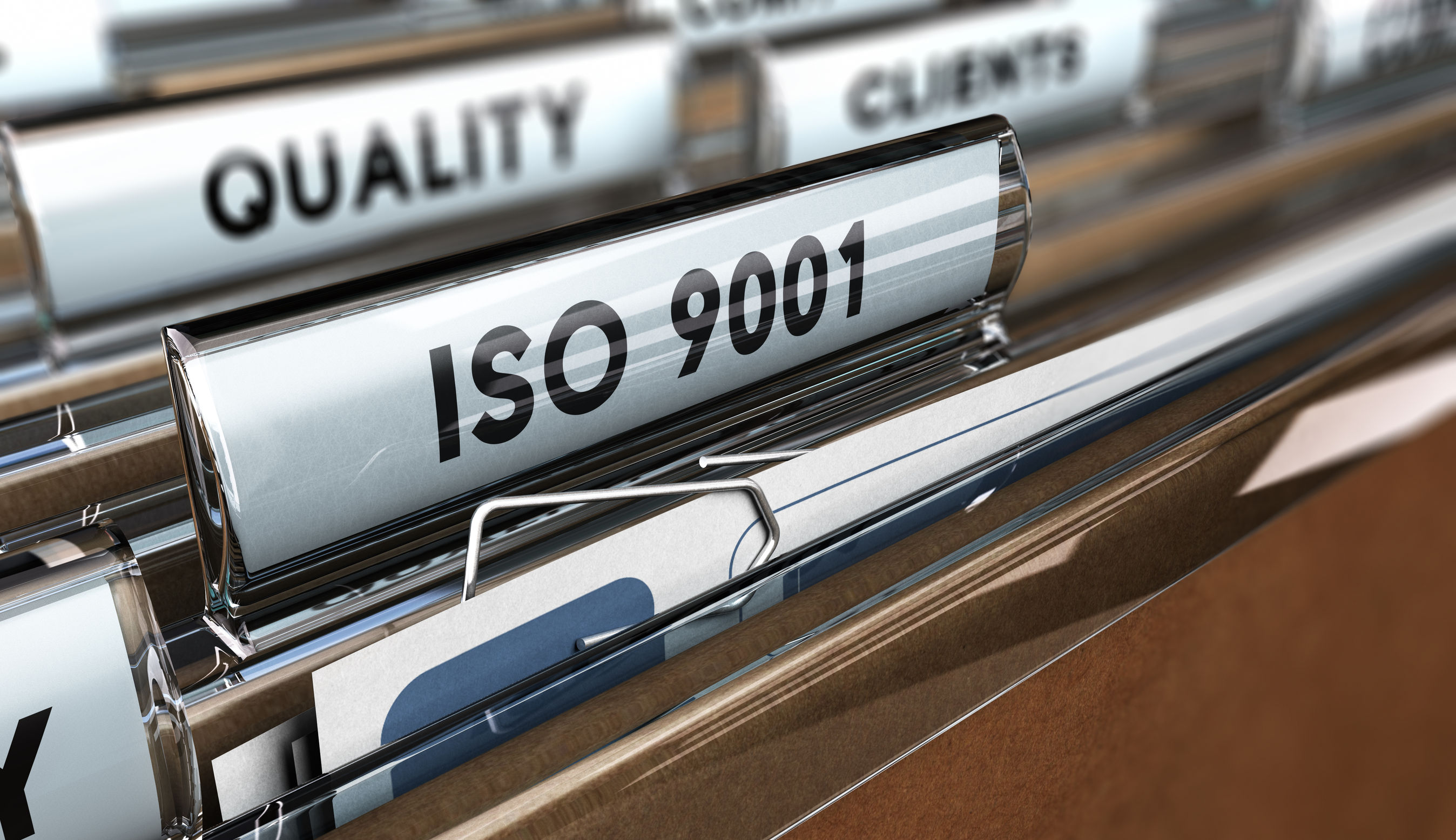 ISO9001 certification 1