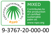 Bawith RSPO Trademark Logo