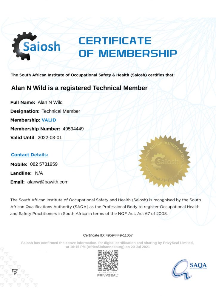 SAIOSH Tech 2022